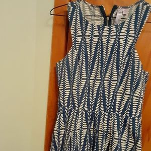 alya sleeveless long back zippered dress XS